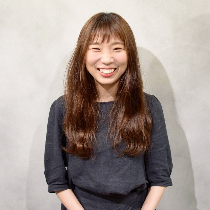 名古屋栄・伏見で人気な美容師 スタイリスト 田中歩美