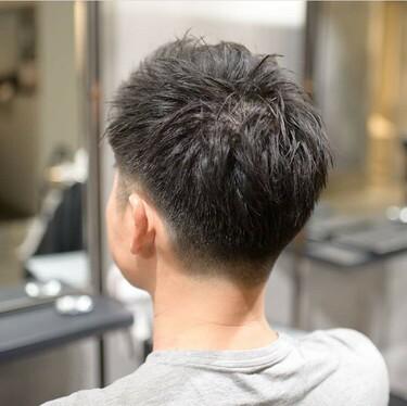 名古屋栄・伏見の美容室 髪質改善 美髪チャージが人気の美容院 HANSのメンズカット