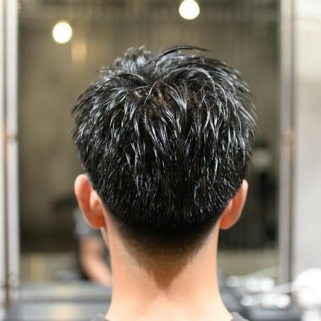 名古屋栄・伏見の美容室 HANS ハンス メンズカット