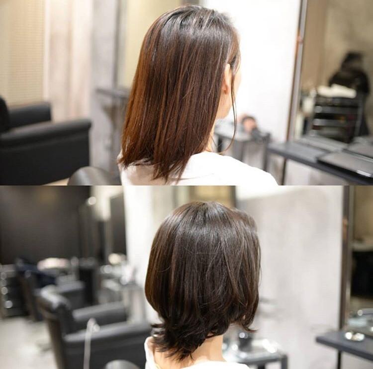 名古屋市中区栄・伏見の美容院,髪質改善 ・ウルフミディが人気の美容室 HANSハンス