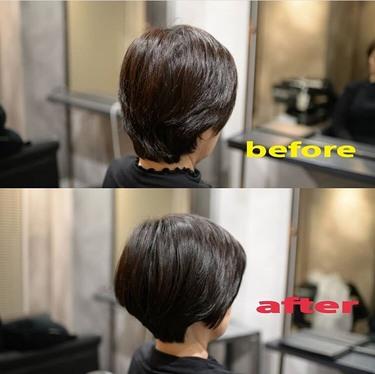 名古屋栄・伏見で人気の美容室 ・美容院 HANS ハンス 髪の毛にボリュームを