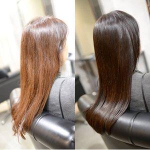 名古屋栄・伏見の美容室,髪質改善 アミポリスカラーが人気の美容院 HANSハンス