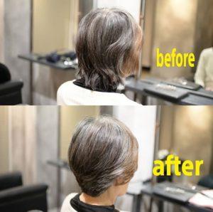 名古屋栄・伏見の美容室 髪質改善 カットが上手な美容院 HANS