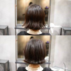 名古屋市中区栄・伏見の美容院,髪質改善 ・外ハネボブが人気の美容室 HANSハンス
