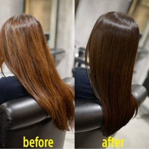 名古屋栄・伏見の美容室 髪質改善 美髪チャージカラーが人気の美容院 HANS