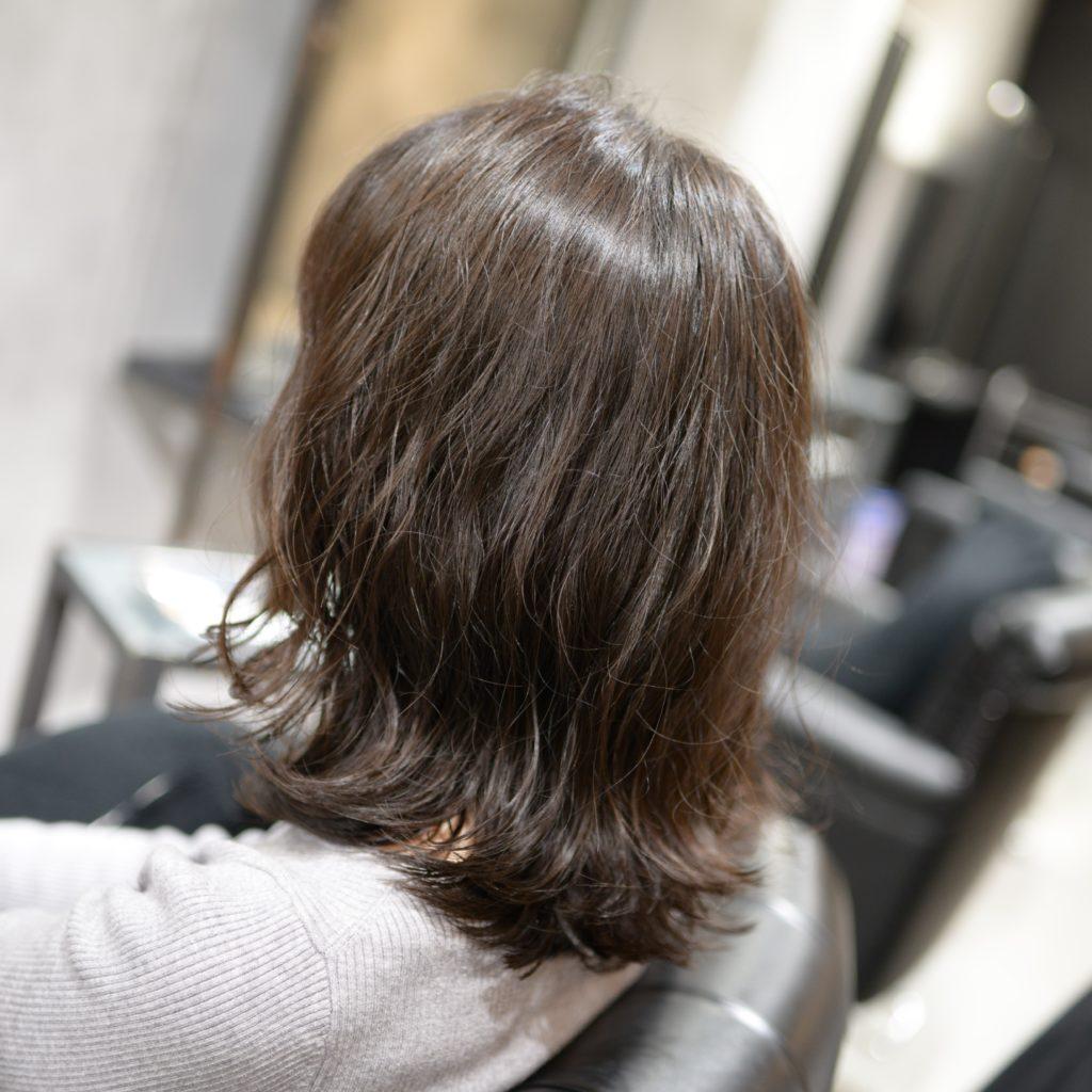 名古屋栄・伏見の美容室,髪質改善 ・パーマが人気の美容院 HANSハンス