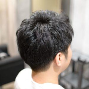 名古屋栄・伏見の美容室 髪質改善 メンズカットが人気の美容院 HANS