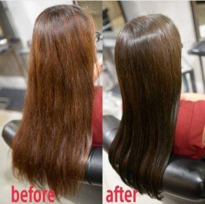 名古屋栄・伏見の美容室 髪質改善 オーガニックアミポリスカラーが人気の美容院 HANS