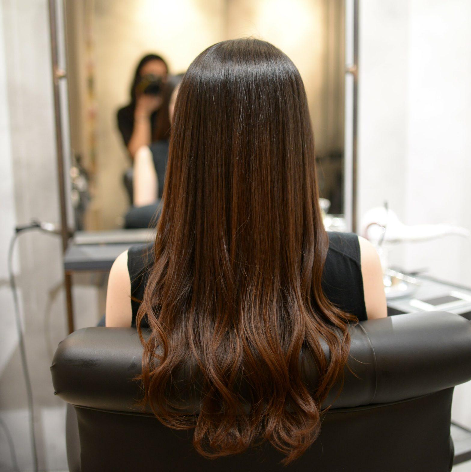 名古屋栄・伏見の美容室 髪質改善 美髪チャージが人気の美容院 HANSの縮毛矯正