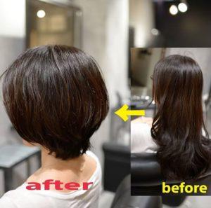 名古屋栄・大須の美容室 髪質改善 カットが得意な美容院 HANS