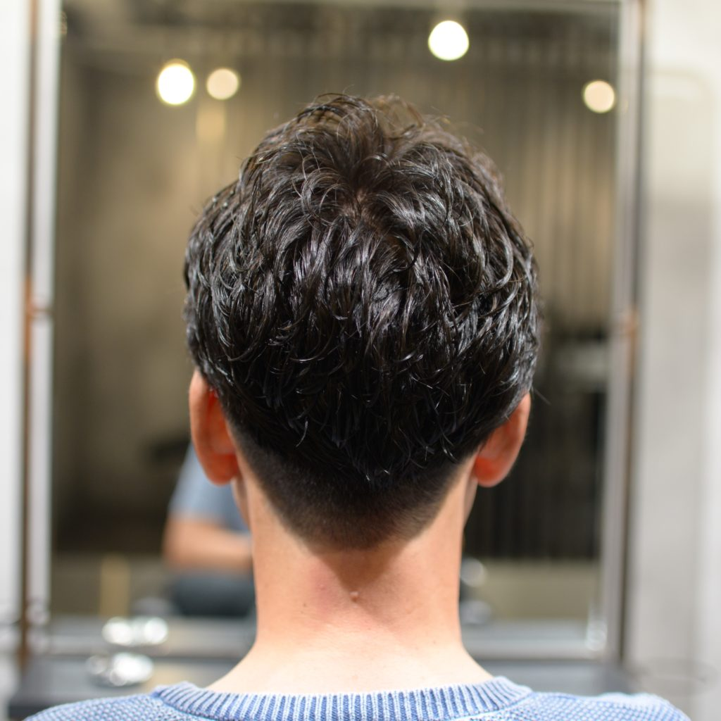 名古屋市中区栄・伏見の美容院,美容室 HANS ハンス メンズヘアスタイル