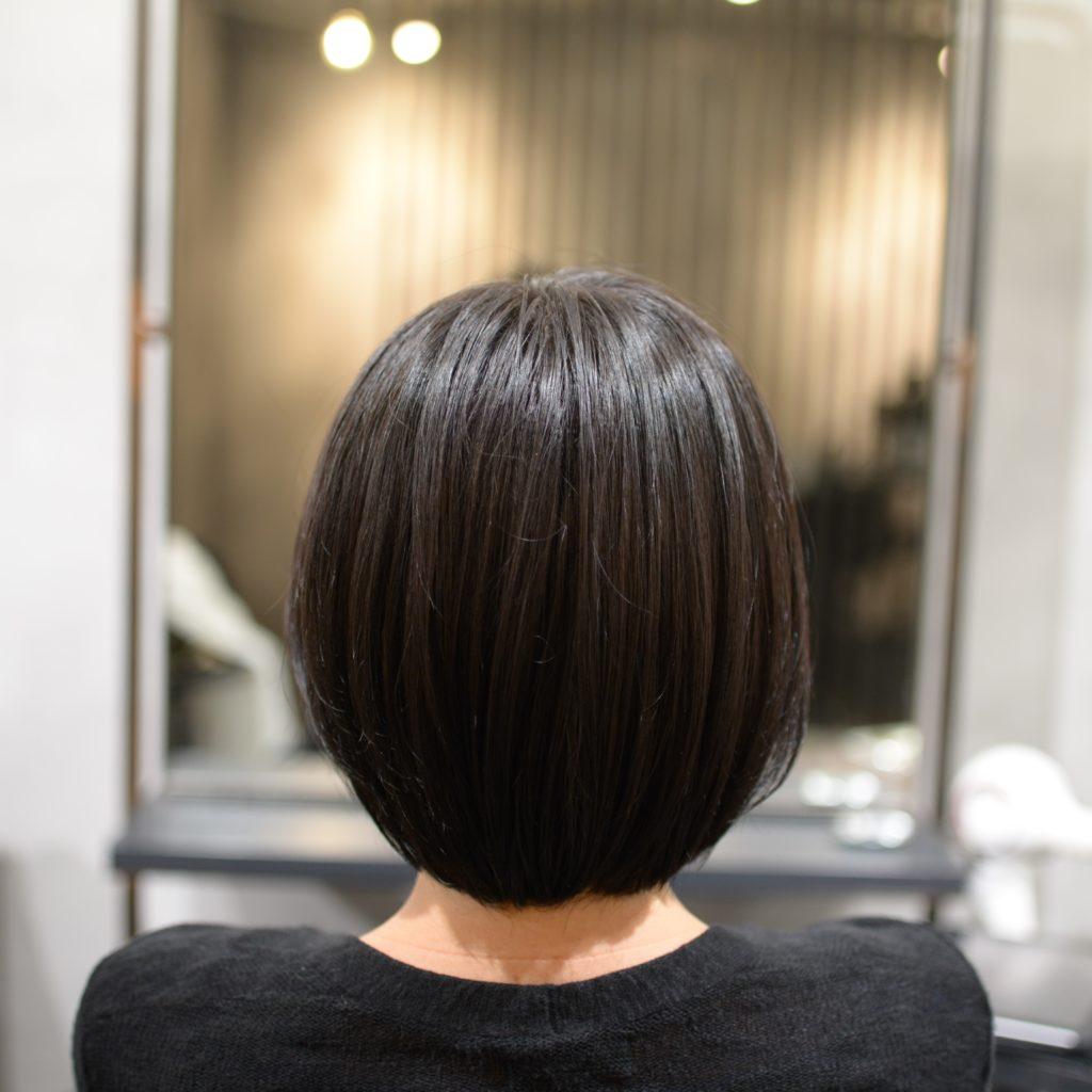 名古屋栄・伏見で髪質改善 ボブカットが人気の美容室 HANS ハンス