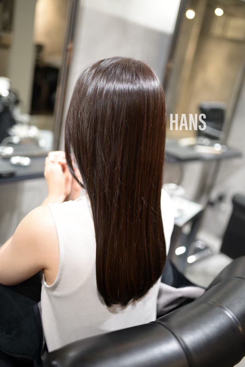 名古屋栄・伏見で髪質改善 美髪チャージが人気の美容室 HANS ハンス