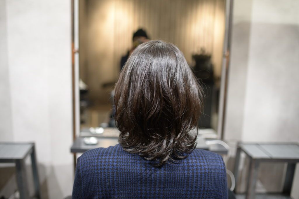 名古屋栄・伏見で髪質改善 パーマが人気の美容室 HANS ハンス