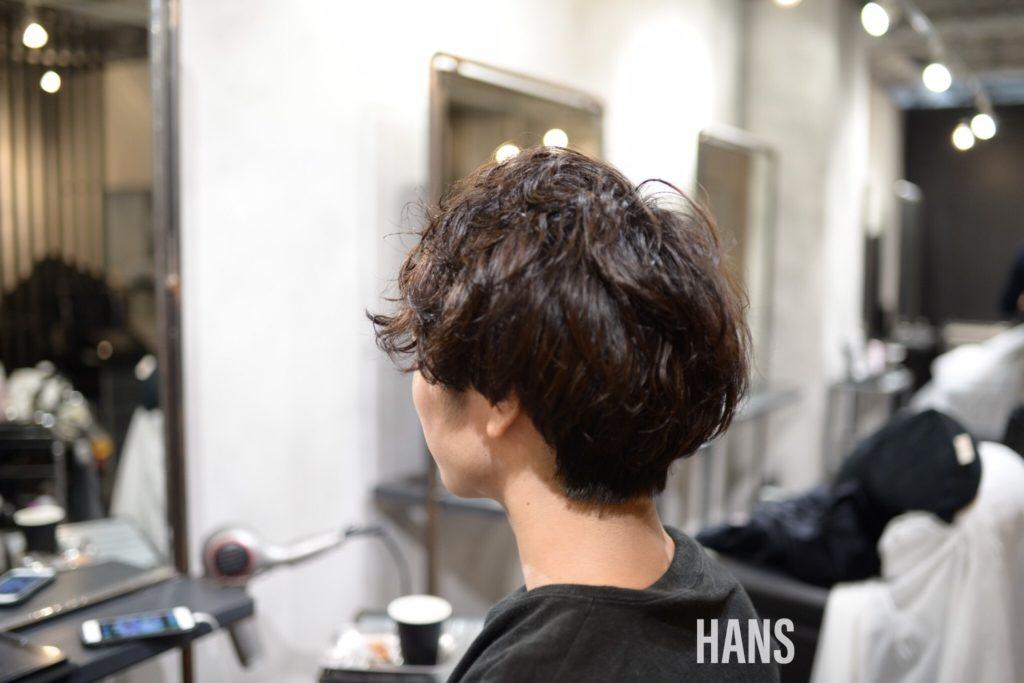 名古屋栄・伏見で髪質改善 メンズカットが人気の美容室 HANS ハンス