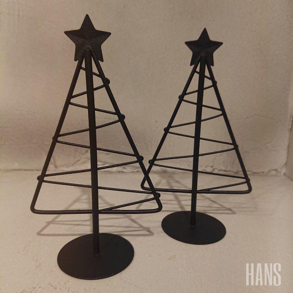 名古屋栄で人気な美容室 HANS ハンスのクリスマスツリー