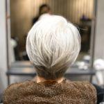 名古屋市中区栄・伏見の美容院,美容室 HANS ハンス ショートヘアスタイル